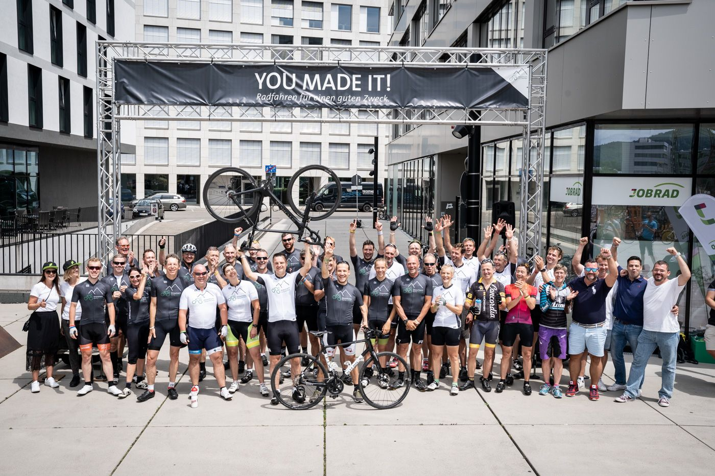 Straumann Black Forrest Charity Bike Ride 2019